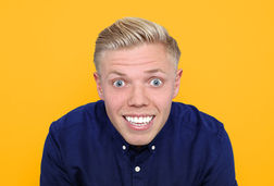Rob Beckett - Mouth of the South