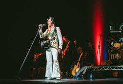 One Night of Elvis:Lee 'Memphis' King