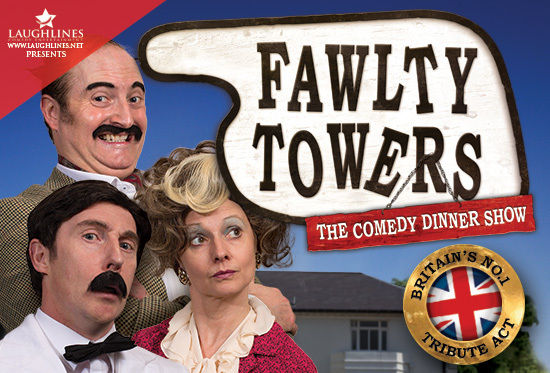 Fawlty Towers – The Dinner Show