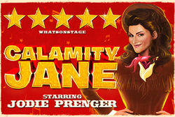 On sale now - Calamity Jane to open Spring 2015 Season