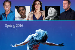 Something for everyone at Bradford Theatres in Spring 2016
