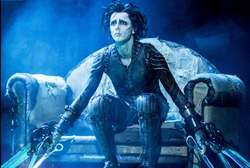 New Adventures magical production of EDWARD SCISSORHANDS returns to the Alhambra Theatre