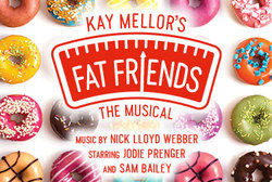 Sam Bailey to star alongside Jodie Prenger in the brand new stage musical Fat Friends -The Musical