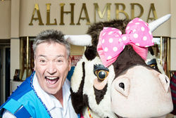 Alhambra Theatre in Bradford to stage its first Relaxed Performance during Jack and the Beanstalk pantomime season