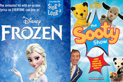 Magical family shows at St George's Hall this February half-term!