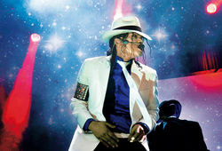 King of Pop – The Legend Continues  Starring Navi