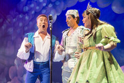 Fun facts – what it takes to bring panto magically to life at the Alhambra Theatre!