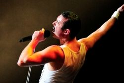 Relive the magical music of Freddie Mercury and Queen