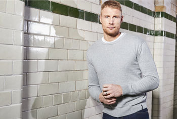 """Andrew """"Freddie"""" Flintoff to make stage debut in Fat Friends – The Musical"""
