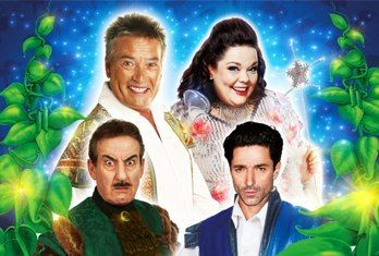 Cast Announced for Alhambra Theatre's Giant Pantomime