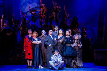 BROADWAY SMASH HIT THE ADDAMS FAMILY - THE MUSICAL COMEDY COMES TO BRADFORD