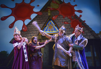Horrible History Comes To Life On Alhambra Stage