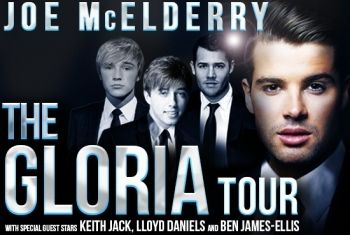 JOE McELDERRY, ELLEN KENT OPERAS, AWFUL AUNTIE and FLASHDANCE now on sale at the Alhambra Theatre, Bradford