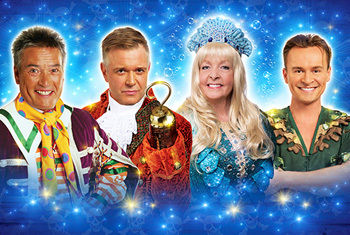 Alhambra Theatre in Bradford to stage Relaxed Performance during Peter Pan pantomime season