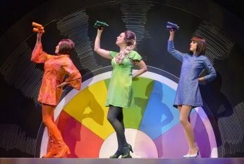 Shout it from the rooftops! SHOUT! The Musical - the blockbusting Swinging Sixties sensation is coming to Bradford