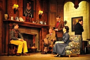 Leeds Actor Appears In Agatha Christie's The Mousetrap In Bradford
