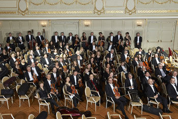 Berne Symphony Orchestra debut in Bradford at the UK's premiere concert hall