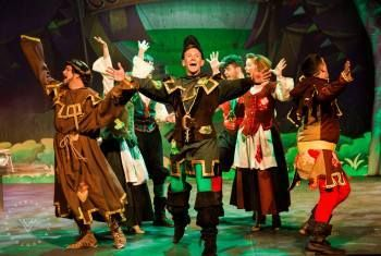 Fun-Packed Spring Pantomime Hits The Bulls-Eye
