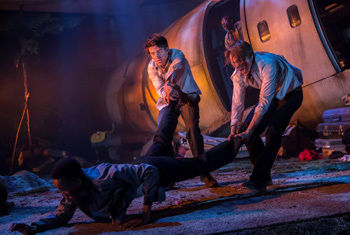 Regent's Park Theatre, London Presents William Golding's LORD OF THE FLIES