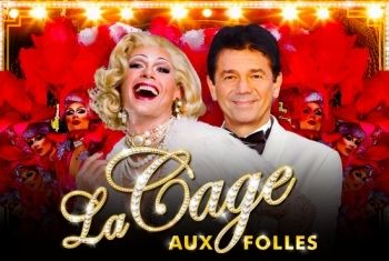 LA CAGE AUX FOLLES comes to the Alhambra Theatre, starring John Partridge, Adrian Zmed and Marti Webb