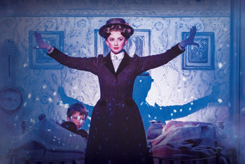 MARY POPPINS Opens in 4 Weeks!