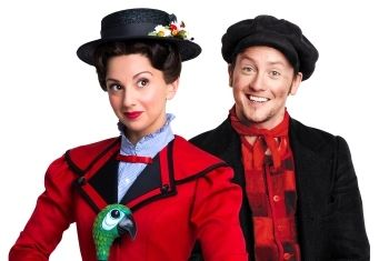 The International Supercalifragilistic Hit Musical Mary Poppins Plays The Alhambra Theatre
