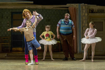 The countdown begins! Billy Elliot the Musical opens on Tuesday 10 May
