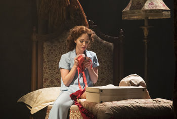 New Adventures World Premiere of Matthew Bourne's production of THE RED SHOES