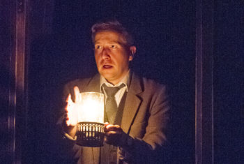 CELEBRATING 25 YEARS IN THE WEST END THE WOMAN IN BLACK RETURNS TO BRADFORD