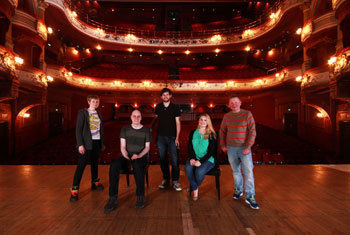AMATEUR ACTORS FROM WEST YORKSHIRE CAST IN THE RSC PRODUCTION