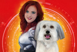 Photo for Ashleigh and Pudsey - Mission ImPUDSEYble