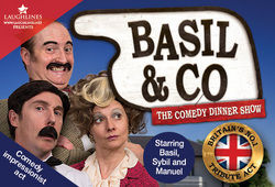 Photo for Basil & Co The Comedy Dinner Show