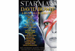 Photo for Starman - David Bowie A Musical Celebration