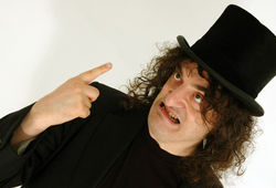 Photo for Jerry Sadowitz: Comedian,Magician,Psychopath! 2016