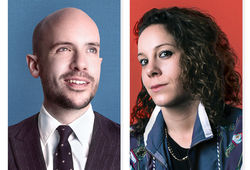 Photo for Tom Allen and Suzi Ruffell: Hit the Road!