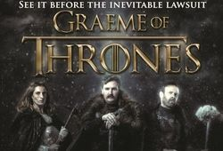 Photo for Graeme of Thrones