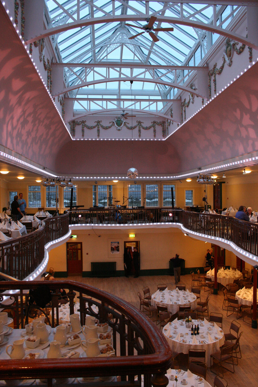 King S Hall Amp Winter Garden Ilkley Events Amp Wedding Venue