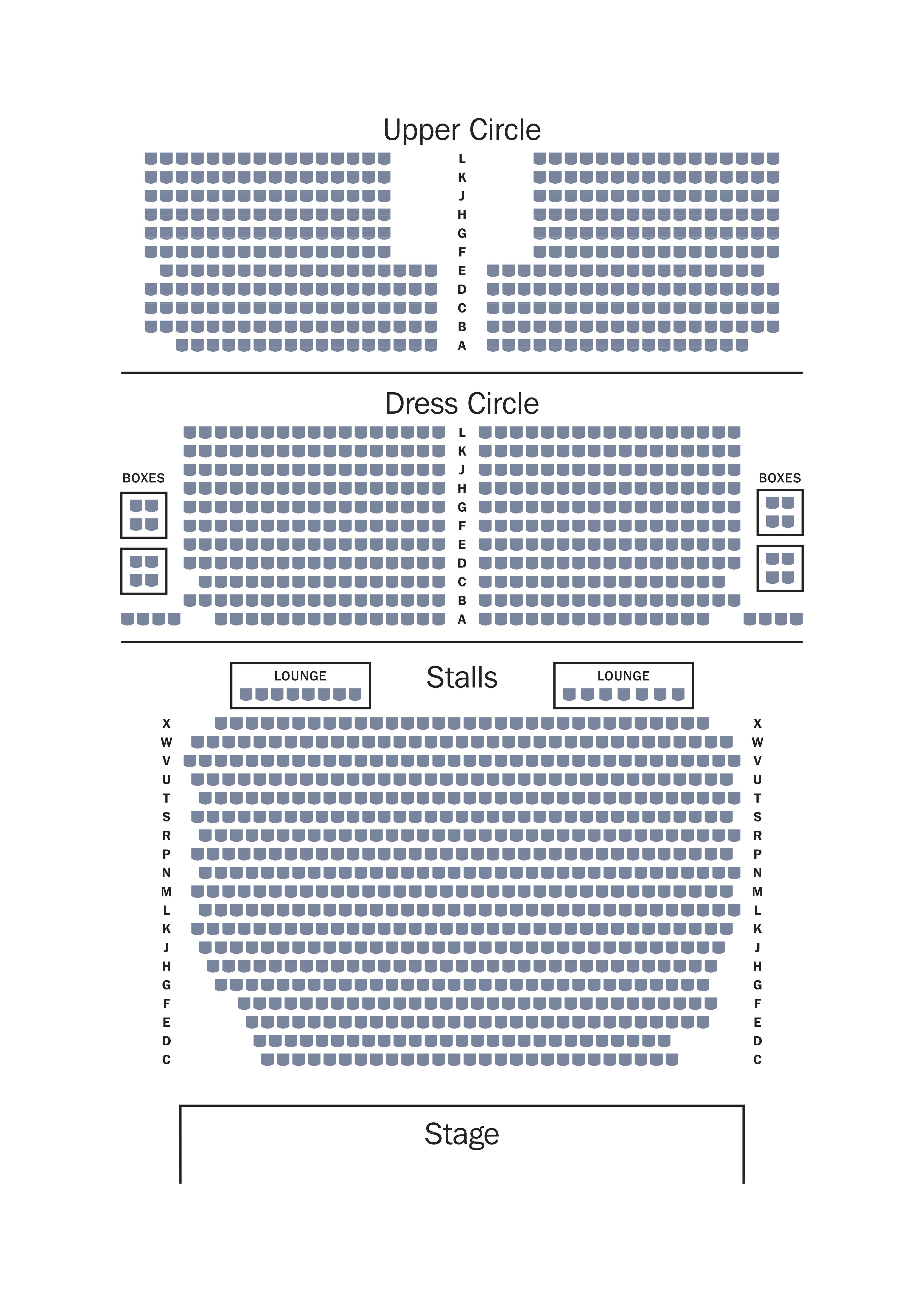 The Alhambra Theatre Bradford