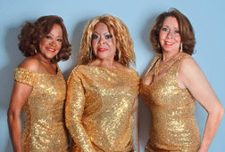 The Three Degrees in Concert