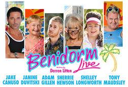 Benidorm Live on Stage