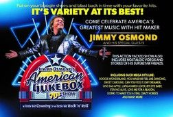Jimmy Osmond and 70's Jukebox