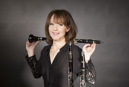 Emma Johnson and the Gildas Quartet