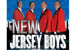 New Jersey Boys Show
