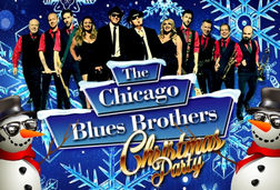 The Chicago Blues Brothers Christmas Party