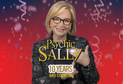 Psychic Sally : 10 Years and Counting