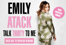 Emily Atack - Talk Thirty to Me