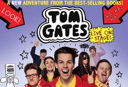 Tom Gates - Live on Stage