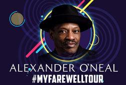 Alexander O'Neal, My Farewell Tour