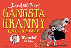 Gangsta Granny Live on Stage!