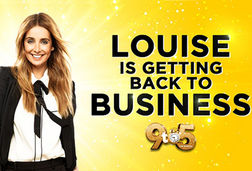 Louise Redknapp in 9 To 5 The Musical
